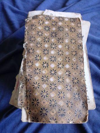 Букинистика. Библия на немецком 1830 года.
