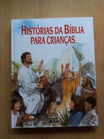 Historias da Bíblia para crianças