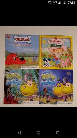 Bajki dla dzieci na DVD