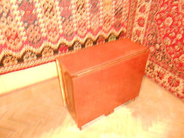 Продам раскладной стол-тумбу( Сделано в СССР)