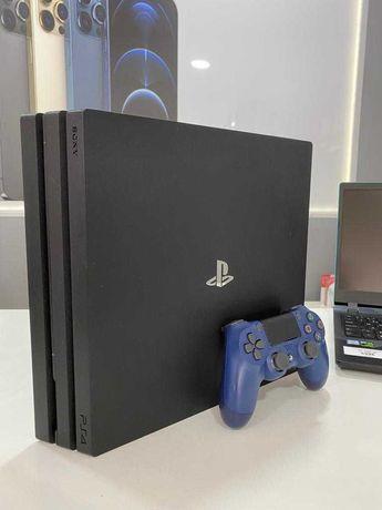 PS4 PRO 1TB Preta + 1 Comando + 2 Jogos / COM GARANTIA - LOJA