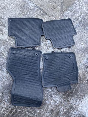 Оригинальные ковры Volkswagen passat B8