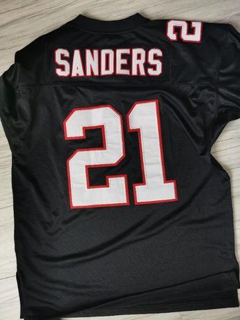 koszulka Falcons retro Sanders M