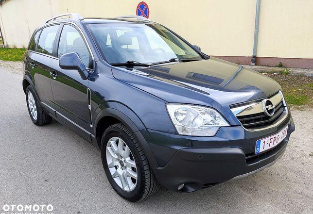 Opel Antara Rezerwacja