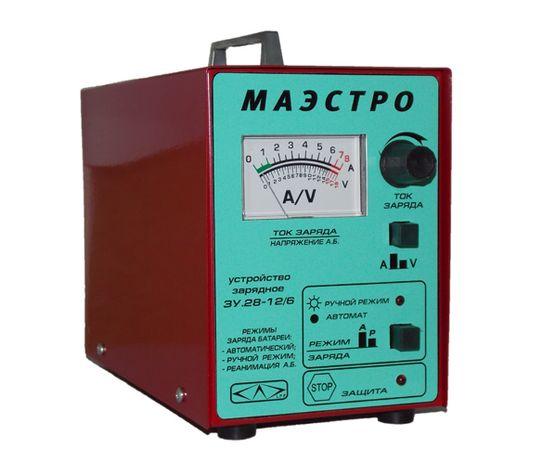 Продам Автомобильное зарядное устройство Маэстро 12v 6А