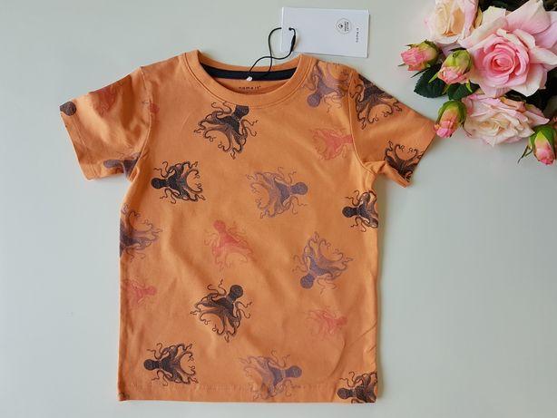Koszulka t-shirt chłopiec Name It rozm 92