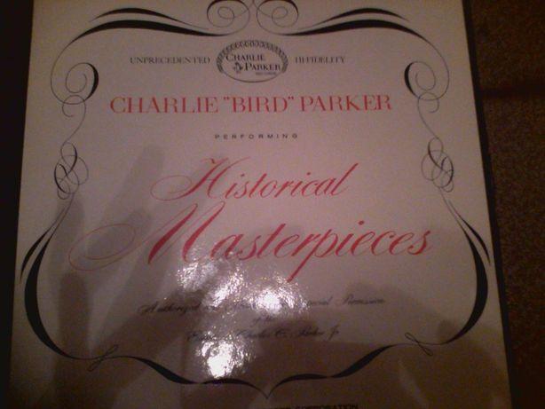 "3 Lp Box Jazz Charlie ""Bird"" Parker Mono USA 1962 пластинка винил"