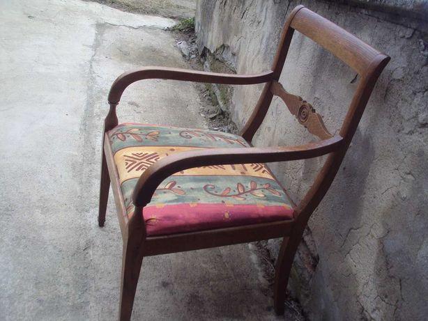 zabytkowy fotel tron/krzesło