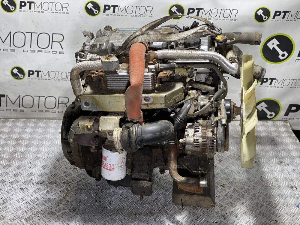 Motor Mitsubishi Canter 3.0 4m42