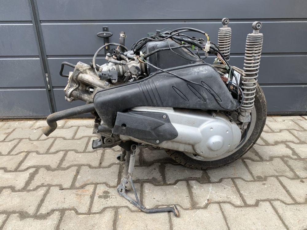 Silnik Peugeot Elystar 125 Satelis 1