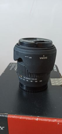 Obiektyw Sigma 18-200mm