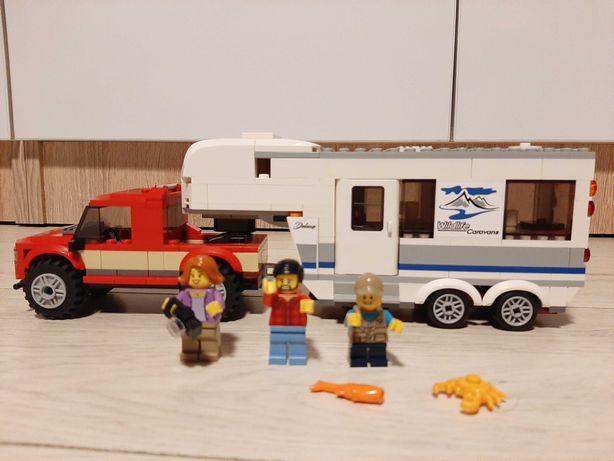 Lego city 60182 kamper