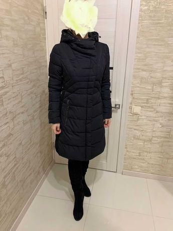 куртка демисезон-теплая зима 44-46р