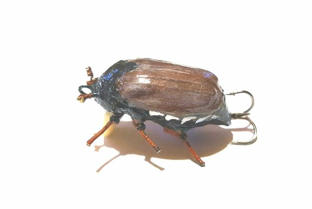 Приманка воблер Майский жук на головля, язя , жереха.