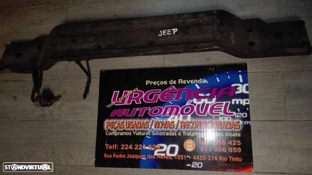 Frente Inferior / Barra / Apoio Radiador - Jeep Grand Cherokee 3.1