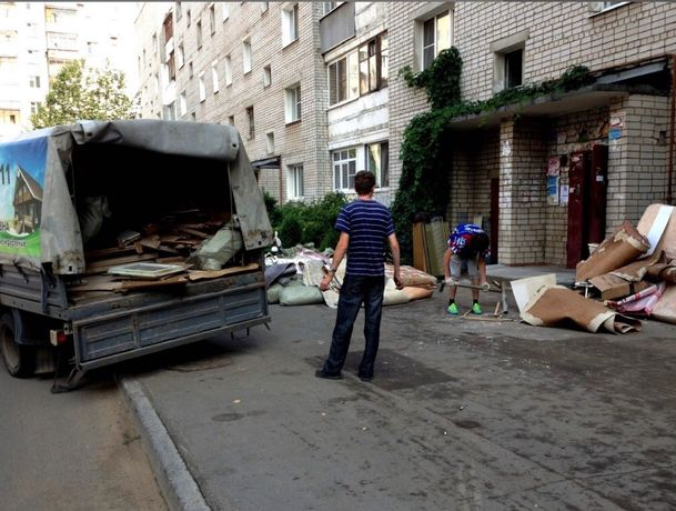 Вывоз строительного мусора по Виннице Вивіз сміття вивоз Стадниця