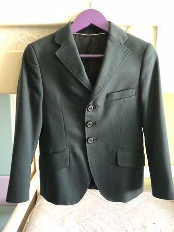 Пиджак зелёный 122 см