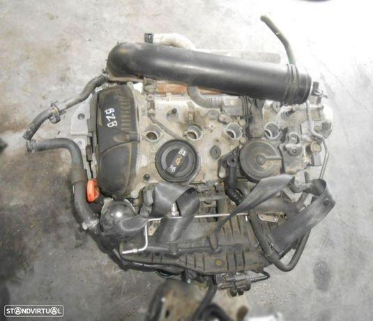 Motor avariado para peças de Seat Altea 1.8 tsi (2007) BZB
