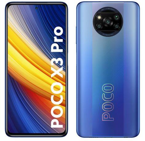 POCO X3 PRO 8/256 GB nowy ze sklepu, gwarancja 24 m-ce, na komunię