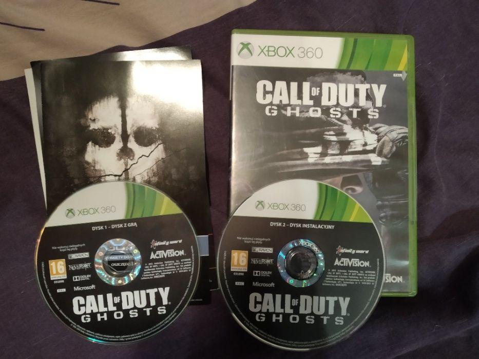 Call of Duty GHOSTS - Polska Wersja - Xbox 360 - Unikat ! CoD Wrocław - image 1