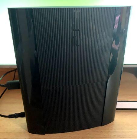 Konsola PS3 Slim 500 GB | 2 pady + Gry