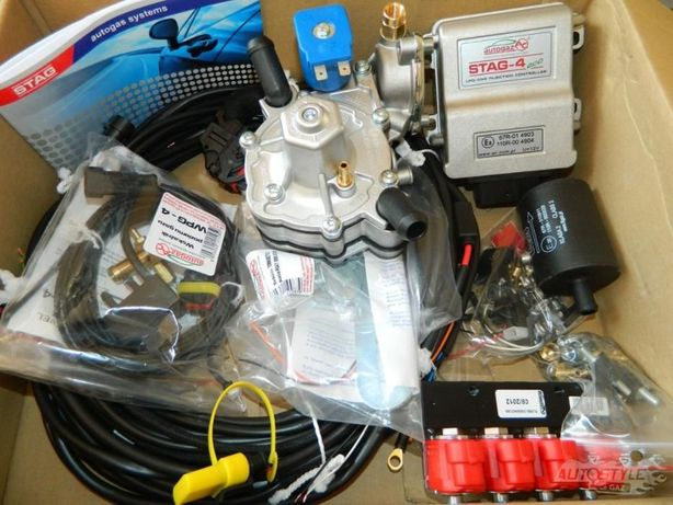 ГБО 4 Поколение установка: BRS/ STAG/ Zenit газ