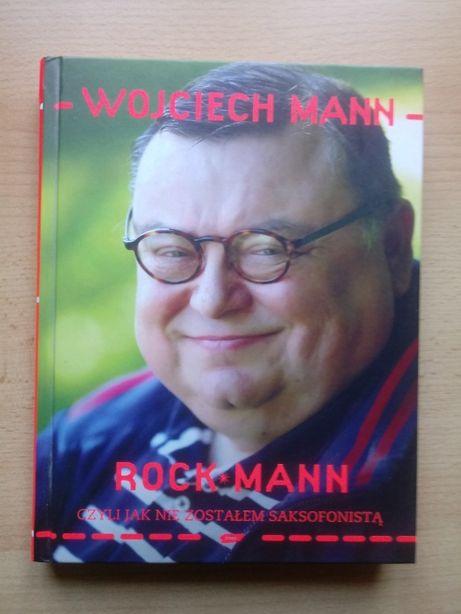 """Wojciech Mann """"Rock mann"""""""