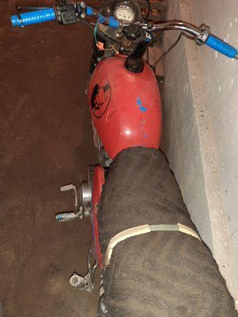 Мотоцикл Минск 125см³