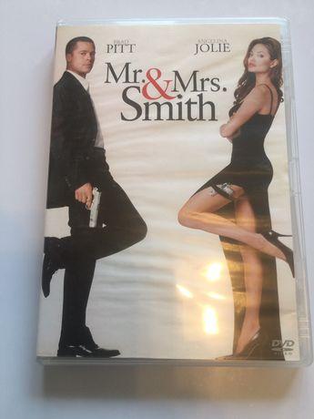 Nowy film mr & mrs smith pan i pani smitch okazja bratt pitt