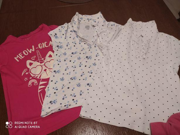 Bluzki koszulki polo Cool club