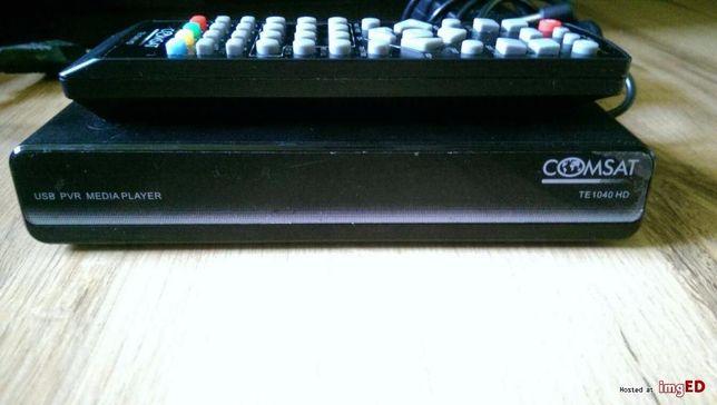 Tuner Naziemna Telewizja Cyfrowa, DVB-T, mpeg-4, HD, Dolby Digital