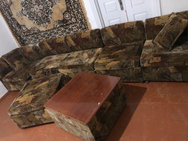 диван / кресло / уголок + ПОДАРОК (комплект 7в1)