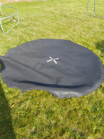 Batuta do trampoliny 305cm 54 sprężyny
