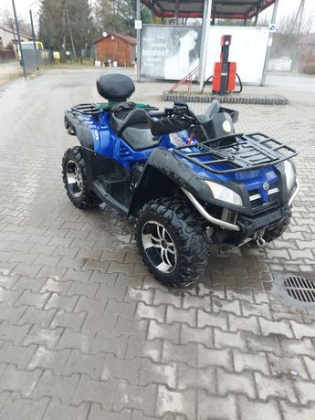 Cf moto 800 terralander 4x4 zarejestrowany