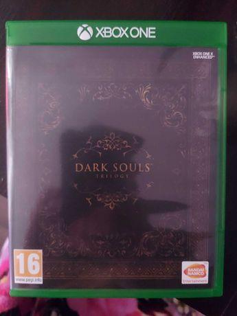 Trylogy Dark Souls Xbox One