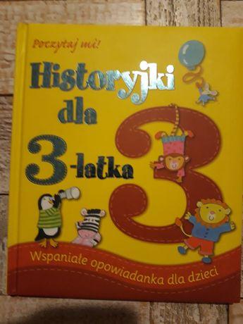 Historyjki dla 3-latka