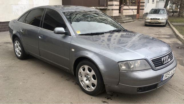 Audi A6 2.5 TDI 150 л.с.