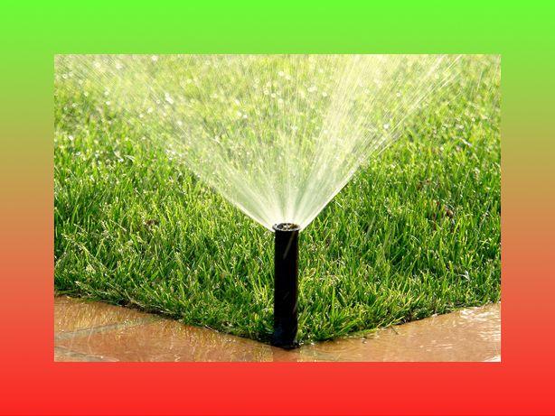 Автоматический полив (автополив газона, цветов, сада) в Днепре/области