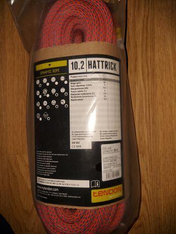 Lina dynamiczna tendon Hattrick 10.2 39m