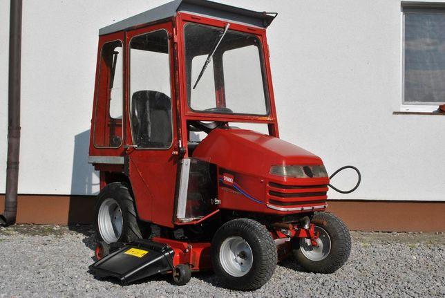Traktorek Kosiarka Z Kabiną I B.Wyrzutem 20KM V2 Kohler Toro 270 132cm