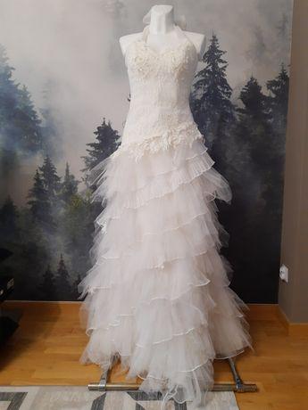 NOWA suknia ślubna- dla nietuzinkowej panny młodej