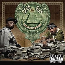 CD Mobb Deep - Blood Money
