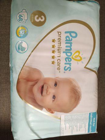 Pampers Premium Care 3, 68шт.