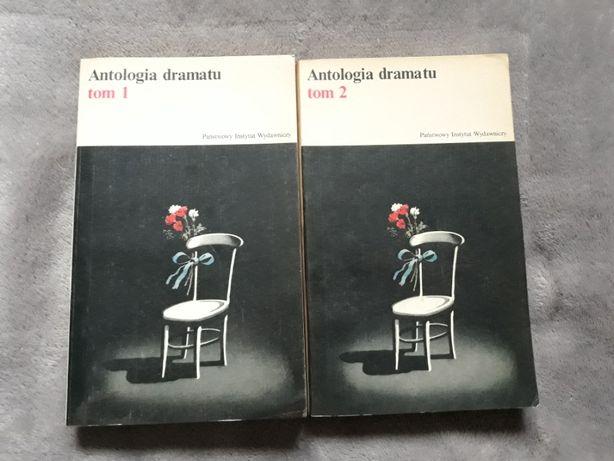 Antologia dramatu tom 1 i 2- Koenig Szaniawski Kruczkowski Gałczyński