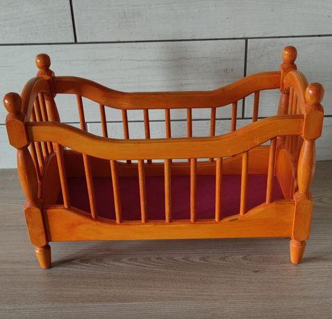 Łóżeczko dla lalki