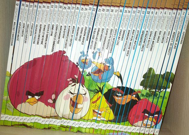 Kolekcja Angry Birds 40 tomów