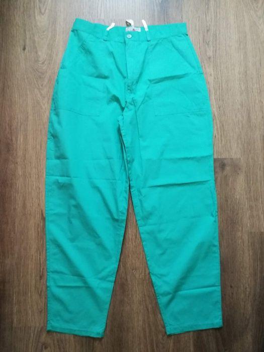 бирюзовые женские брюки Днепр - изображение 1