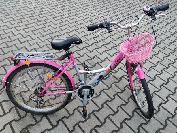 """Rower dziewczęcy koła 24"""""""