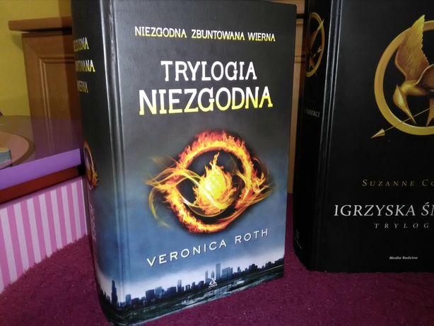Dwie trylogie zestaw książek
