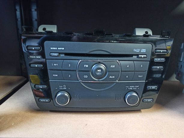 Radio Mazda 6 GH Polift